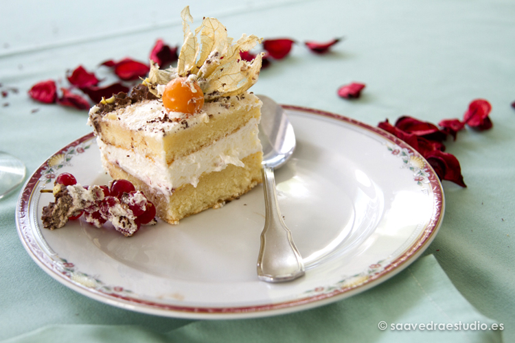 porcion tarta